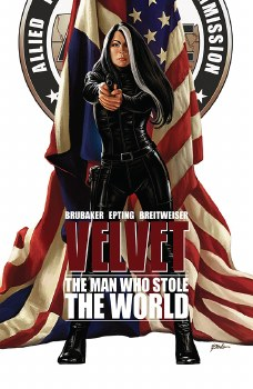 Velvet TP VOL 03 Man Who Stole the World (Mr)