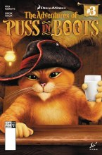 Puss In Boots #3 (of 4) Cover A