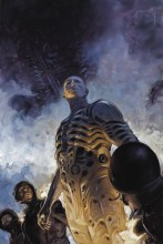 Prometheus Life and Death #1 Palumbo Main Cover