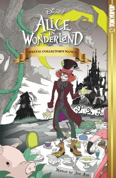 Alice In Wonderland Manga HC Special Collector Edition