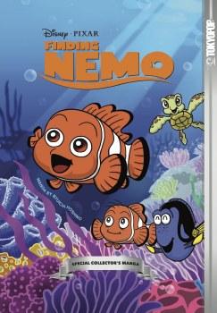 Disney Pixar Finding Nemo Manga HC Special Collector Edition
