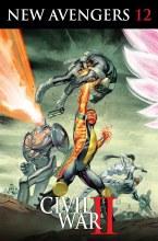 New Avengers #12 Aso
