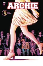 Archie #9 Cover A Reg Veronica Fish