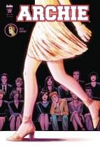 Archie #9 Cover A Reg Veronica Fish