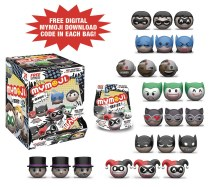 Mymoji DC Comics Series 1 Blind Mini Vinyl Figure