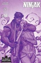Ninjak #16 Cover A Choi