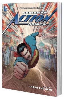 Superman Action Comics TP VOL 07 Under the Skin