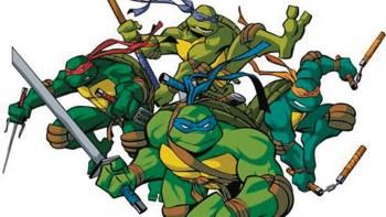 Teenage Mutant Ninja Turtles Adult Coloring Book
