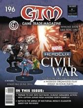 Game Trade Magazine #196 (Net)