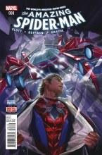 Amazing Spider-Man #8 Alex Ross 2nd Printing