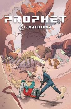 Prophet TP VOL 05 Earth War (Mr)