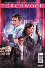 Torchwood #1 Cover B Photo
