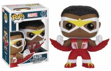 Pop Marvel Falcon Classic Vinyl Figure Box Damage