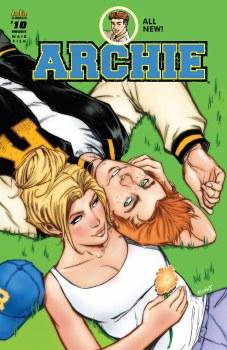 Archie #10 Cvr B Var Elliot Fe
