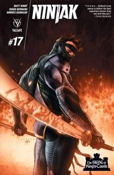 Ninjak #17 Cvr A Larosa