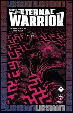 Wrath of the Eternal Warrior #9 Cover A Allen
