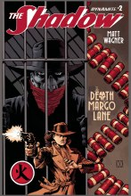 Shadow Death of Margo Lane #2 (of 5) Cover A Wagner