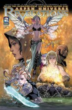 Aspen Universe Revelations #1 Cover A Gunderson