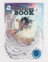 Fathom Coloring Book TP #1