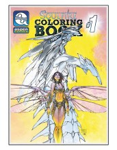 Soulfire Coloring Book Special Tp