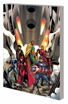 Avengers K TP Book 02 Advent o