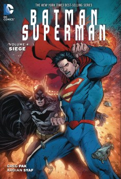 Batman Superman TP VOL 04 Siege