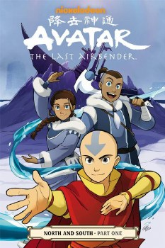 Avatar the Last Airbender TP VOL 13 North South Part 1