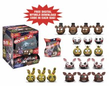 Mymoji Five Nights at Freddys Blind Mini Vinyl Figure