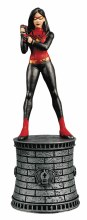 Marvel Chess Figurine #81 Spider-Woman White Bishop w/Collectors Mag