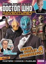 Doctor Who Adventures Magazine #17