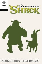 Dreamworks Shrek #4