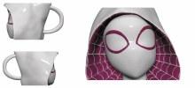 Marvel Spider-Gwen Px Molded Head Mug