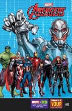 Marvel Universe Avengers Ultron Revolution #2