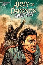 Army of Darkness Furious Road #6 (of 6) Cover A Hardman