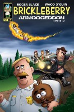 Brickleberry #2 (of 4) Cover A Long (Mr)