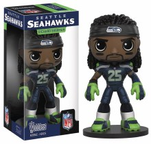 Nfl Richard Sherman Wobbler (C
