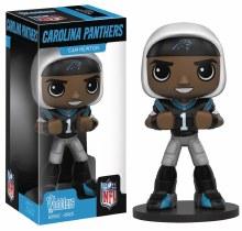 NFL Cam Newton Wobbler Vinyl Figure