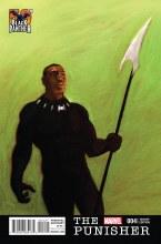 Punisher #4 Zdarsky Black Panther Variant