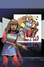 All New All Different Avengers Annual #1 Asrar Fosgitt Variant