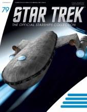 Star Trek Starships Fig Mag #79 Harry Mudds Class J Ship