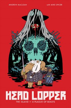 Head Lopper TP VOL 01 Island Or a Plague of Beasts (Mr)