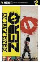 Generation Zero #2 Cvr A Moone