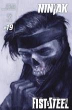 Ninjak #19 Cover A Choi
