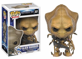 Pop Independence Day ID4 Alien Warrior Vinyl Figure