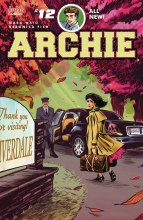 Archie #12 Cover A Regular Veronica Fish