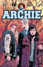 Archie #12 Cover B Variant Bilquis Evely