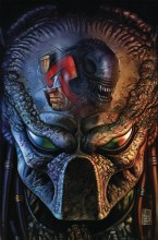 Predator Vs Judge Dredd Vs Aliens #3