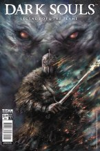 Dark Souls Legends of the Flame #1 (of 2) Cover E Percival