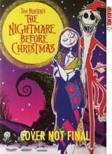 Disney Manga Nightmare Before Christmas HC Limited Edition