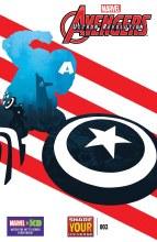 Marvel Universe Avengers Ultron Revolution #3